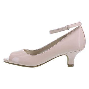 Zapatos Peep Pumps para niñas