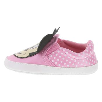 Zapatos Minnie Face para niñas pequeñas