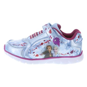 Zapatos para correr Frozen para niñas pequeñas