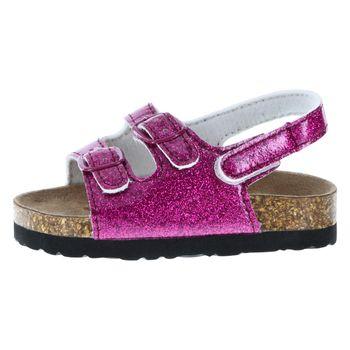 Sandalias Ellie para niñas pequeñas