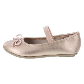 Zapatos Fae Tie Strip Flat para niñas pequeñas