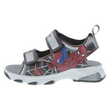 Sandalias Spiderman para niños pequeños