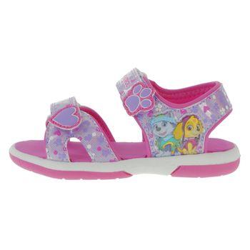 Sandalias Paw Patrol Sport para niñas pequeñas