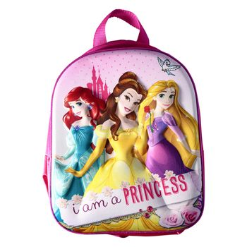 Mochila Princess para niñas