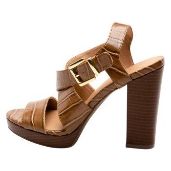 Sandalias plataforma Wiles para mujer