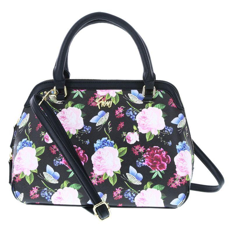 Bolso-de-mano-Floral-Dome-para-mujer-Payless