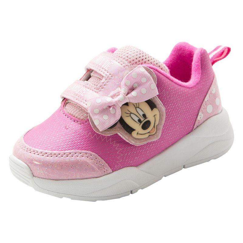 Tenis-Minnie-Run-para-niñas-pequeñas-Payless