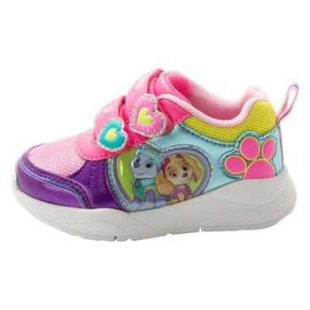 Zapatos para correr de Paw Patrol para niñas pequeñas