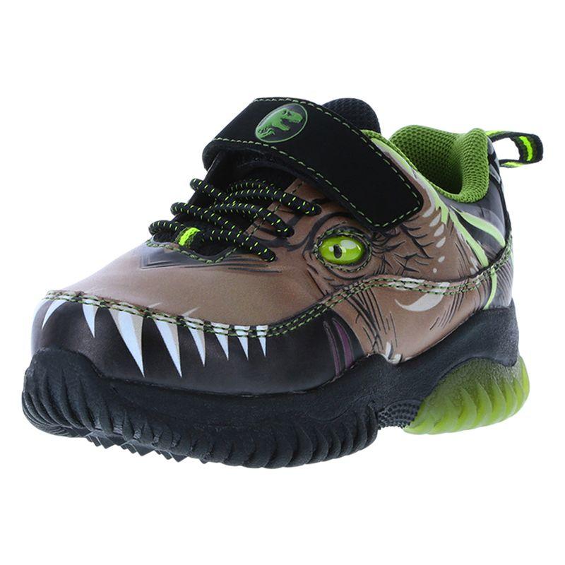 Tenis-Jurassic-World-Run-para-niños-pequeños-Payless