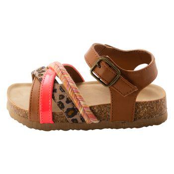 Sandalias Multi Lucy Xband para niñas pequeñas