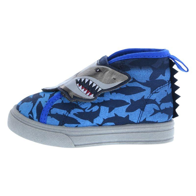 Tenis-Shark-Hi-Top-para-niños-pequeños-Payless